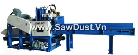 Brother Sawdust Machine Made In Korea. Part 2