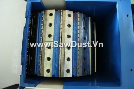 Brother Sawdust Machine Made In Korea. Part 5