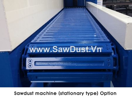 Brother Sawdust Machine Made In Korea. Part 6