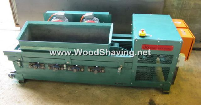 Wood Shaving Machine