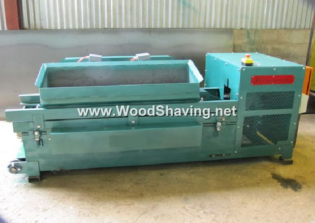 Wood Shaving Machine Part 02