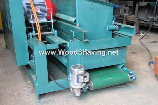 Wood Shaving Machine Part 03
