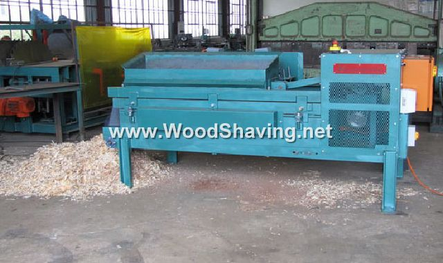 Wood Shaving Machine Part 04